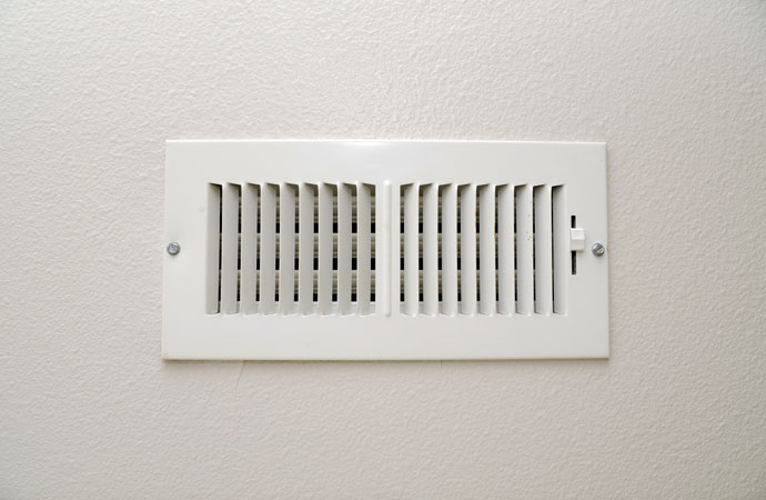 cleaned air ventilator