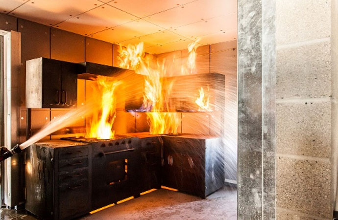 Fire damage remediation can protect your health