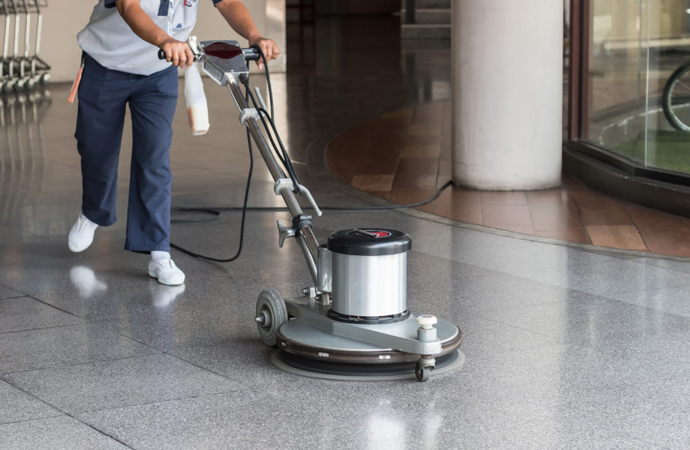 Leading Floor Cleaning