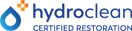 Hydro Clean Certified Restoration Logo