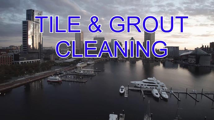 Ceramic Tile and Grout Cleaning Video Thumb