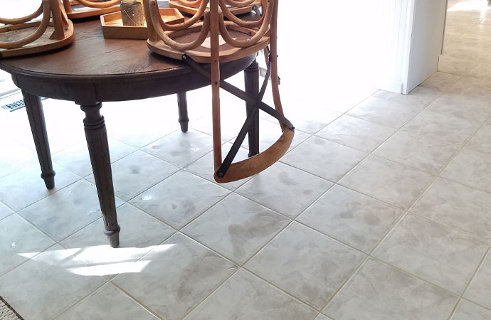 Professional Grout Cleaning