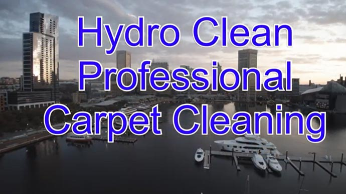 Hydro Clean And Certified Restoration Video Thumb