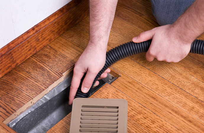 Air Ducting Cleaning
